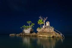 Willys rock, Boracay Royalty Free Stock Photography