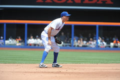 Wilmer Flores Royalty Free Stock Photography