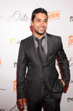 Wilmer Valderrama on the red carpet. Royalty Free Stock Images