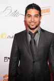 Wilmer Valderrama on the red carpet. Royalty Free Stock Photos