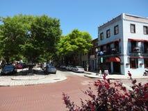 Wilmington del centro, NC Fotografia Stock