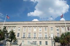 Wilmington, NC U.S.A. agosto 17,2014 Alton Lennon Federal Building Immagini Stock Libere da Diritti