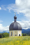 Wilparting pilgrimage church Stock Photography
