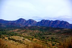 Wilpena Pound, Flinders Ranges Stock Photo