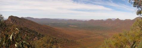 Wilpena pound, Flinders ranges, south australia Stock Photo