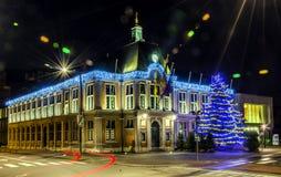 Wilrijk Antwerp, Belgien, Europa December, 26, 2015 arkivbilder
