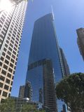 Wilshire Grand Center. Tallest building west of Mississippi Royalty Free Stock Image