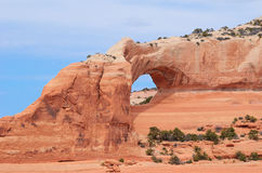 Wilson Arch Stock Photos