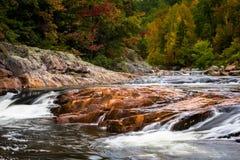 Wilson Creek Autumn 6 arkivbild