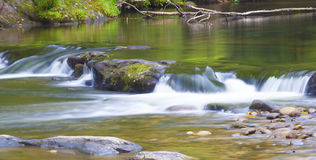 Wilson Creek cascade Royalty Free Stock Photography