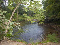 Wilson Creek overlook Royalty Free Stock Photography