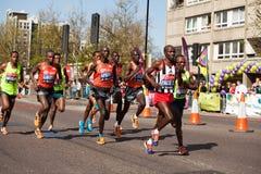 Wilson Kipsang Marathon Stock Photography
