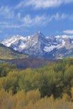 Wilson Peak, Stock Image