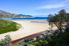 Wilson S Promontory Royalty Free Stock Image
