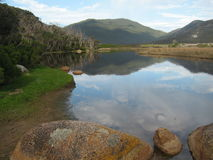 Wilsons Prom. Tidal River in Wilsons Promontory National Park, Victoria, Australia Stock Images