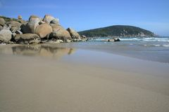 Wilsons Promontory national park Stock Photos