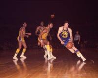 Wilt Chamberlain, Los Angeles Lakers Image stock