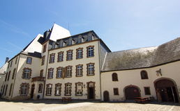 Wiltz Castle, Luxembourg, Europe Royalty Free Stock Photography