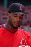 Wily Mo Pena. Boston Red Sox OF Wily Mo Pena Stock Image