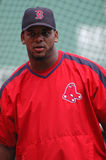 Wily Mo Pena. Boston Red Sox OF Wily Mo Pena Stock Images
