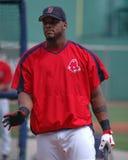 Wily Mo Pena, Boston Red Sox. Boston Red Sox OF Wily Mo Pena Royalty Free Stock Photo