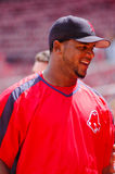 Wily Mo Pena. Boston Red Sox OF Wily Mo Pena Royalty Free Stock Photography
