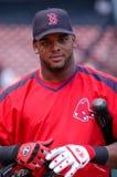 Wily Mo Pena, Boston Red Sox. Boston Red Sox OF Wily Mo Pena Stock Image