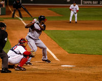 Wily Mo Pena, Cincinnati Reds. Royalty Free Stock Images