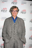 Wim Wenders. LOS ANGELES - NOV 5: Wim Wenders arrives at the AFI FEST 2011 Gala Screening of Pina at Grauman's Chinese Theater on November 5, 2011 in Los Angeles royalty free stock photos