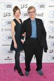 Wim Wenders & Donata Wenders Royalty Free Stock Images