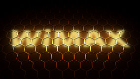 WiMAX technologii tło Zdjęcia Stock