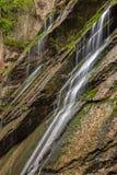 Wimbachklamm gorge. Near Berchtesgaden, Germany Royalty Free Stock Photo