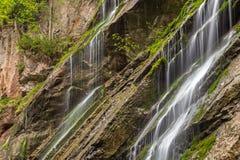 Wimbachklamm gorge. Near Berchtesgaden, Germany Stock Images