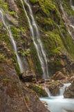 Wimbachklamm gorge. Near Berchtesgaden, Germany Stock Photography