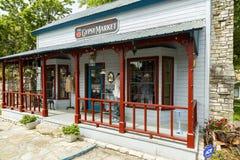 Wimberley零售店 图库摄影