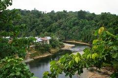 Wimbi,厄瓜多尔 免版税库存图片