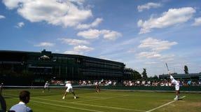 Wimbledon 2010 Imágenes de archivo libres de regalías
