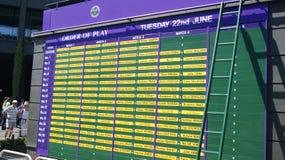 Wimbledon Royalty-vrije Stock Foto's