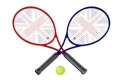 Wimbledon Championships Royalty Free Stock Photos