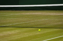 Wimbledon tennis court Stock Images