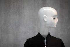 Wimper. Mannequin. lizenzfreie stockfotos