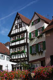 Wimpfen ruim, Alemanha Imagem de Stock