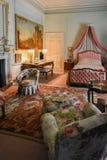 Wimpole Hall Mrs Banbridge Bedroom immagini stock