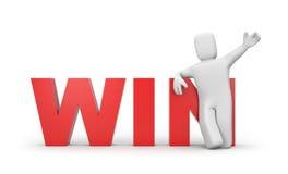 Win Stock Photo