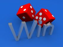 Win Stock Image