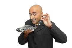 Win een auto Royalty-vrije Stock Afbeeldingen