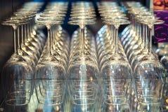 Win szkła Zdjęcie Royalty Free