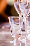 Win szkła Fotografia Stock