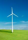 Win Turbine Stock Images