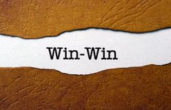 Win - Win Stock Photos